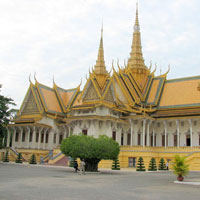 Cambodia - Mekong Tours (9 D & 8 N)