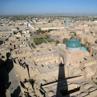 Historical Tour: The Legends Of The Great Silk Road (4 D & 3 N)