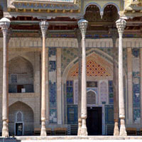Historical Tour: The Legends of the Great Silk Road (16 D & 15 N)
