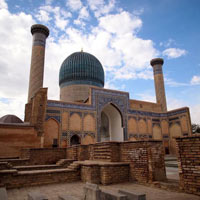 Ski as in the Sky in the Mountains of Uzbekistan Package (10 D & 9 N)