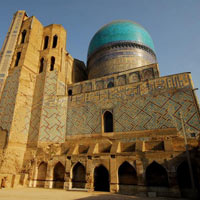 Historical Tours: Legends of The Great Silk Road (5 D & 4 N)