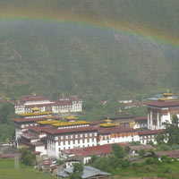 Central Bhutan Tour (9 D & 8 N)
