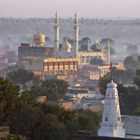 Colours of Rajasthan Package ( Delhi - Mandawa - Bikaner - Jaisalmer - Jodhpur - Udaipur - Jaipur )
