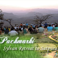 Satpura Queen Pachmarhi Tour - 2 Nights & 3 Days