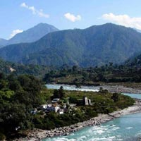 Delhi - Nanital  - Lake Tour - Kausani - Corbett National Park Tour