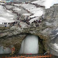 Amarnath Yatra By Helicopter - Ex (Baltal) 02 Nights & 03 Days