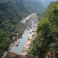 Piperiya - Pachmarhi  - Lake Tour - Kanha National Park  - Jabalpur 3 Nights / 4 days