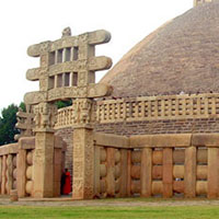 Bhopal - Sanchi - Bhopal 2 Nights & 3 Days