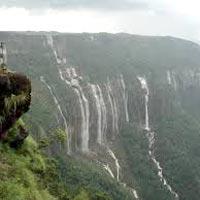 Guwahati - Shillong - Cherrapunji - Kaziranga National park Tour - 5 Days & 4 Nights
