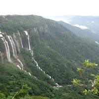 Splendors of North East India  (Guwahati -Shillong-Cherrapunji-Guwahati) 04 Nights & 05 Days
