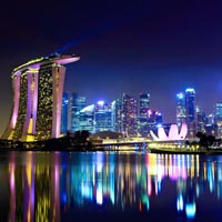 Singapore Bangkok Tour