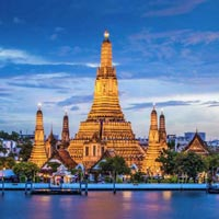 Pattaya with Bangkok Tour