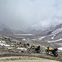 Leh - Ladakh with Manali - Srinagar Tour