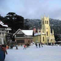 Shimla - Manali - Chandigarh Tour - 6Nts/7Dys