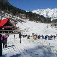 Honeymoon in Himachal Tour