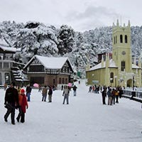 Agra - Shimla Packages