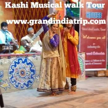 Kashi Musical walk Tour