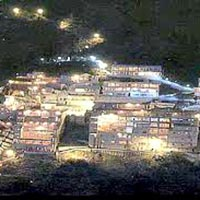Vaishno Devi by Helicopter