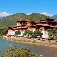 Bhutan Tour - Phuentsholing - Thimphu - Punakha - Paro (6 Nts. / 7 Days)