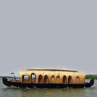 A/c Deluxe Houseboat, Alappuzha