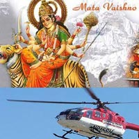 Super Saver 12 Adults- Vaishno devi Helicopter Package with Kashmir