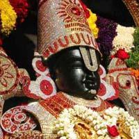 Tirupati Balaji Darshan Trip Package