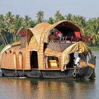 Kerala Short Trip - Alleppey & Kumarakom Package