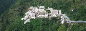 Vaishnodevi Darshan By Helicotper- Weekend Trip Tour