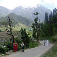 Srinagar - Pahalgam Tour Package