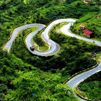 Delhi - Mussoorie - Ranikhet - Kausani - Nainital - Honeymoon Tour
