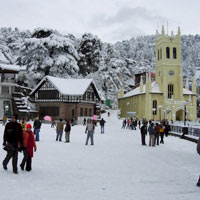 Pathankot - Dharamsala - Shimla Package