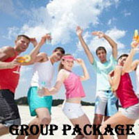 Group Deluxe Package