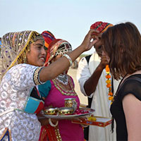New Year Party in Jaisalmer Tour