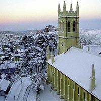 Snow Express Shimla - Manali Tour