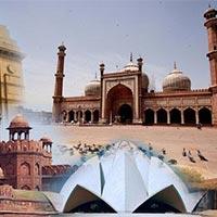Delhi Darshan Tour