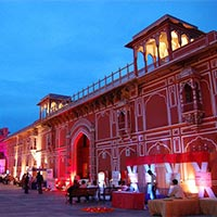 Jaipur Pink City Tour