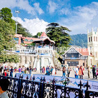 Himachal Tour Package with Katra - Maa Vaishno Devi - Shimla - Manali