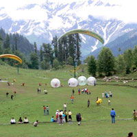Manali Volvo Tour Package