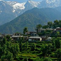 Delhi - Chandigarh - Manali - Dharmshala Package