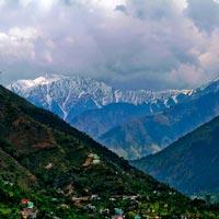 Amritsar - Chamba - Khajjiar - Dalhousie - Dharamshala - Manali - Shimla - Chandigarh Tour