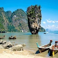 Thailand Holiday 6N7D Tour