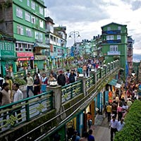 Gangtok - Lachung - Pelling Special Package