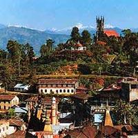 Gangtok - Pelling - Kalimpong - Darjeeling Package