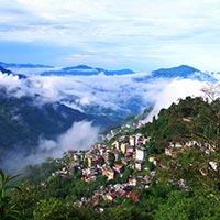 Darjeeling - Lachung - Gangtok Tour Package