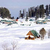 Kashmir Super Deluxe Tour - 4 Star Package