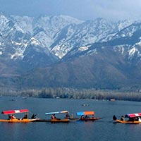 Kashmir Deluxe - 3 Star Package