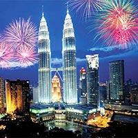 Singapore - Malaysia - Thailand - Trio Tour