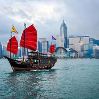 Hongkong - Shenzhen - Macau Tour 7 Nights / 8Days