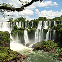 Iguazu Falls – Brazilian Side – USA Holiday Tour Package