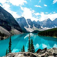Summer Canadian Rockies Tour